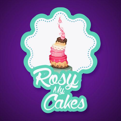Logo – Rosy My Cakes